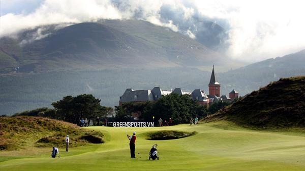 Top 10 sân golf đẹp nhất thế giới