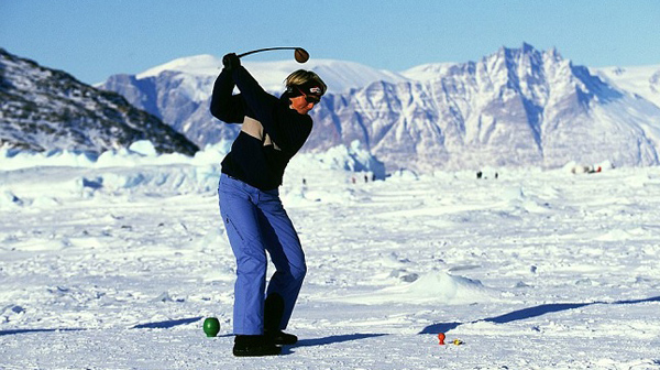 Top 5 sân golf độc lạ trên thế giới