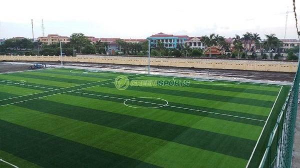 Thi công cỏ nhân tạo tại Nam Định
