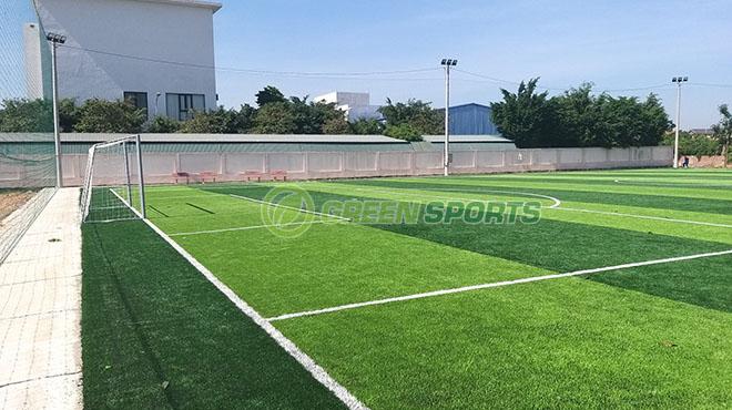 Dự án sân bóng Phúc Hưng - Vĩnh Phúc