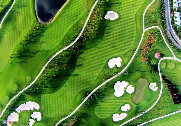 Sân golf Long Biên 2
